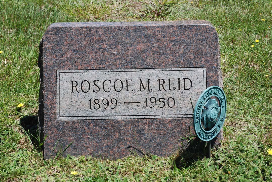 Roscoe M. Reid