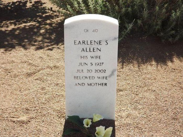Earlene S. Allen