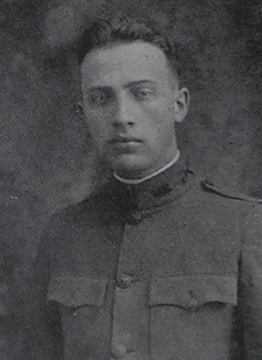 Rev Leon McKinley Adkins