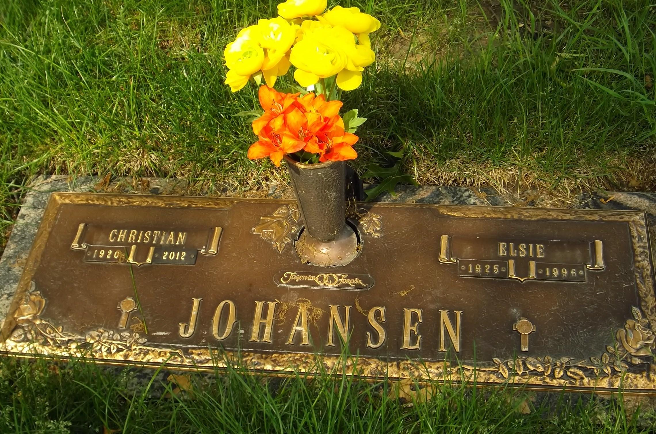 Christian Arne Johansen (1920-2012) - Find A Grave Memorial