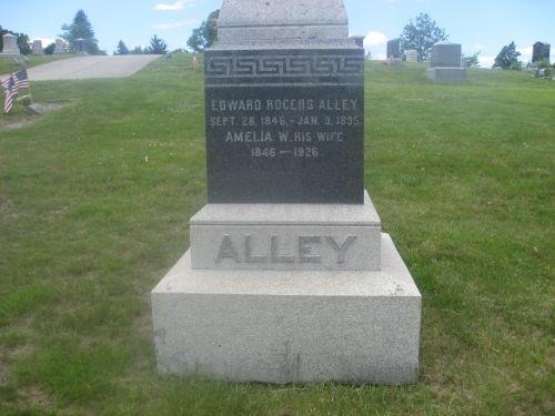 Sarah Jane Alley