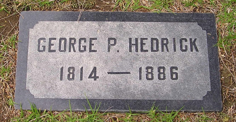 George Peter Hedrick