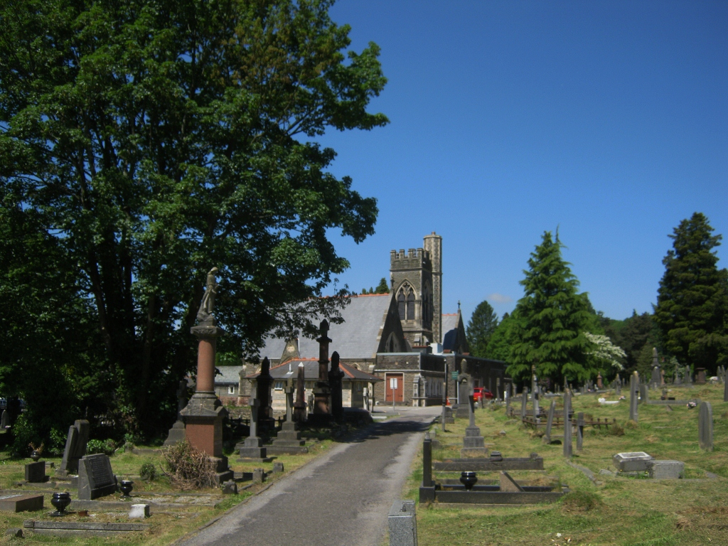 Glyntaff Cemetery