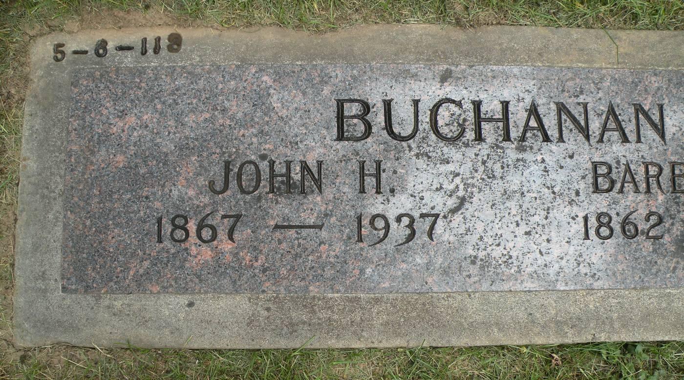 John H. Buchanan