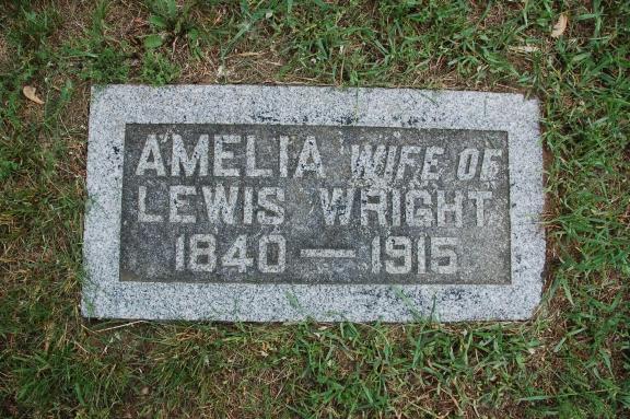 Amelia <i>Seeley</i> Wright