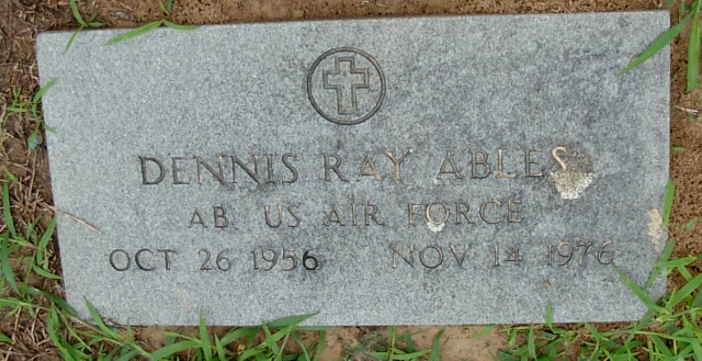 Dennis Ray Ables