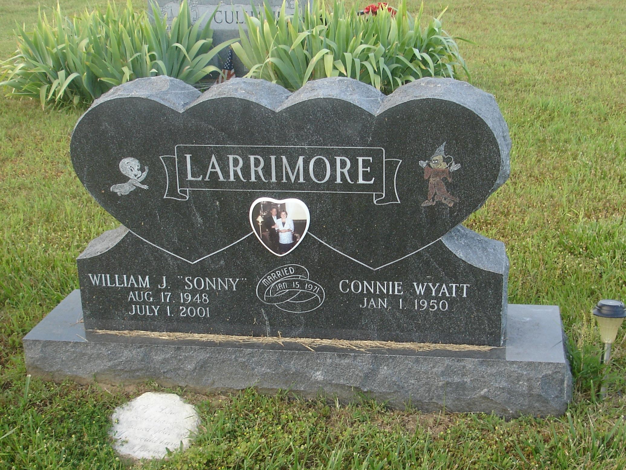 William J. Sonny Larrimore