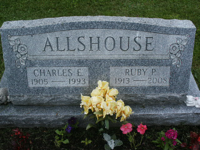 Charles E Allshouse