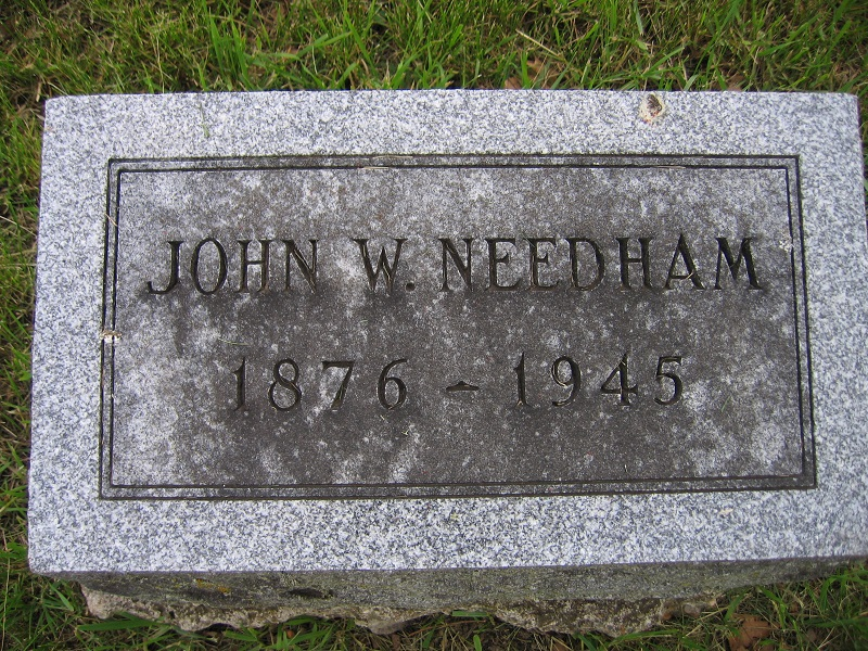 John Warren Needham