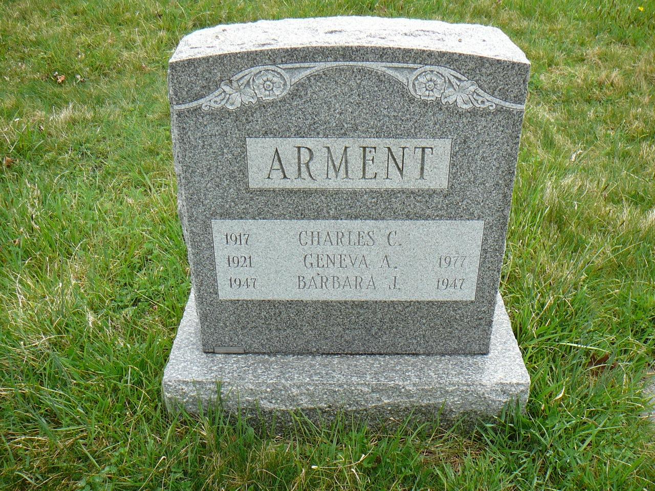 Barbara J. Arment