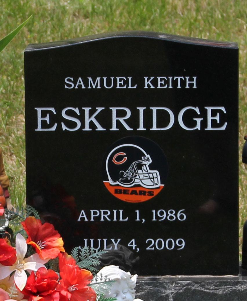 Samuel Keith Eskridge