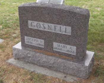 Joseph Henry Gosnell