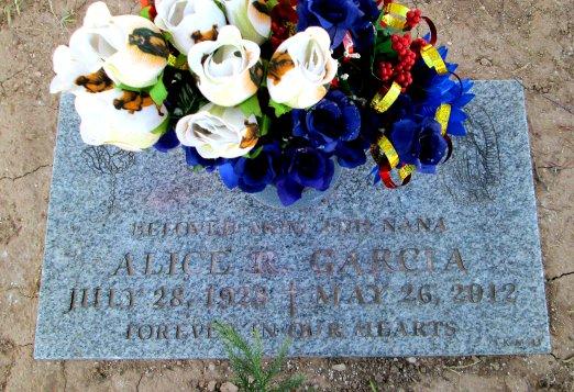 Alice <i>R</i> Garcia