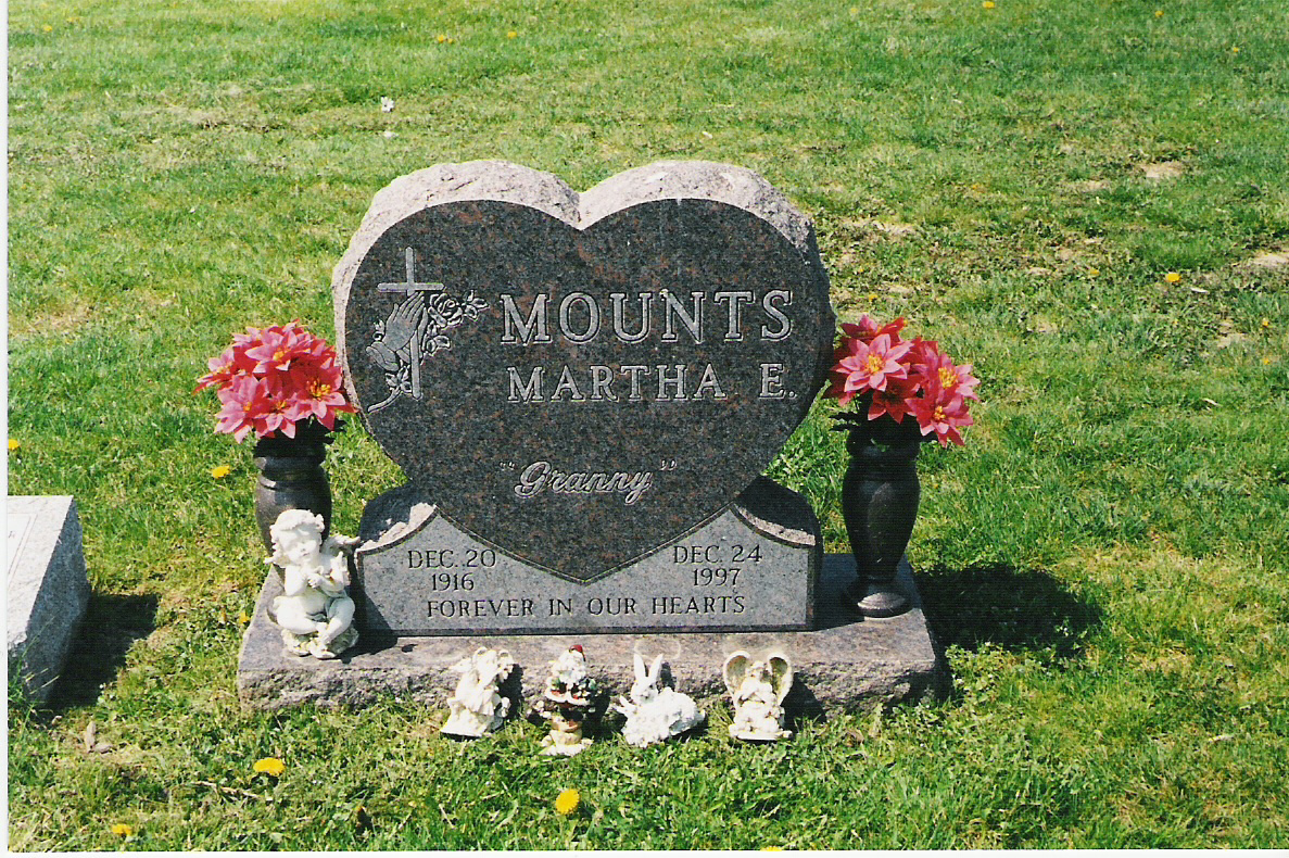 Martha Elizabeth Mounts