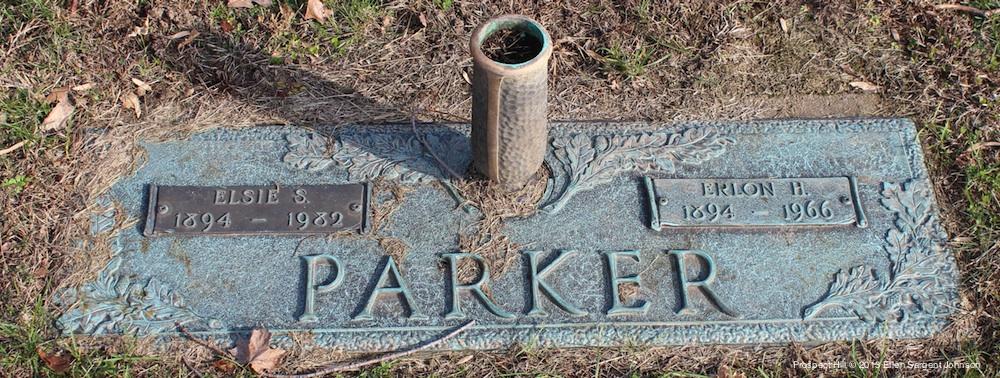 Capt Erlon Howard Pete Parker
