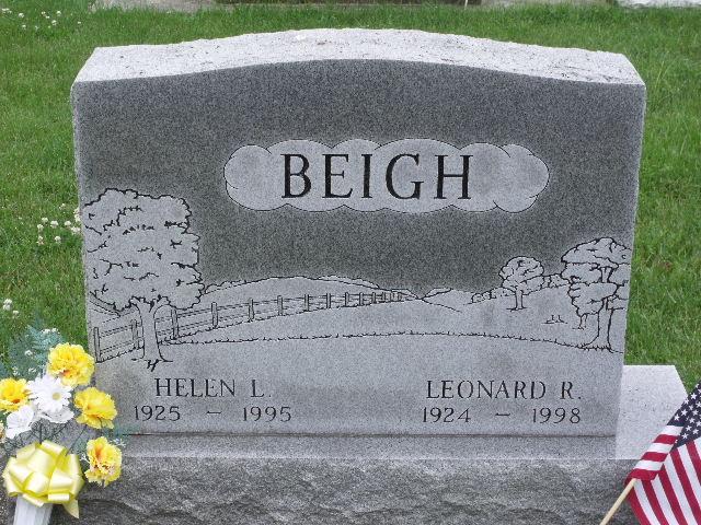 Helen Louise <i>Yarian</i> Beigh
