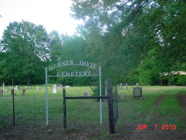 Ephriam Davis Cemetery
