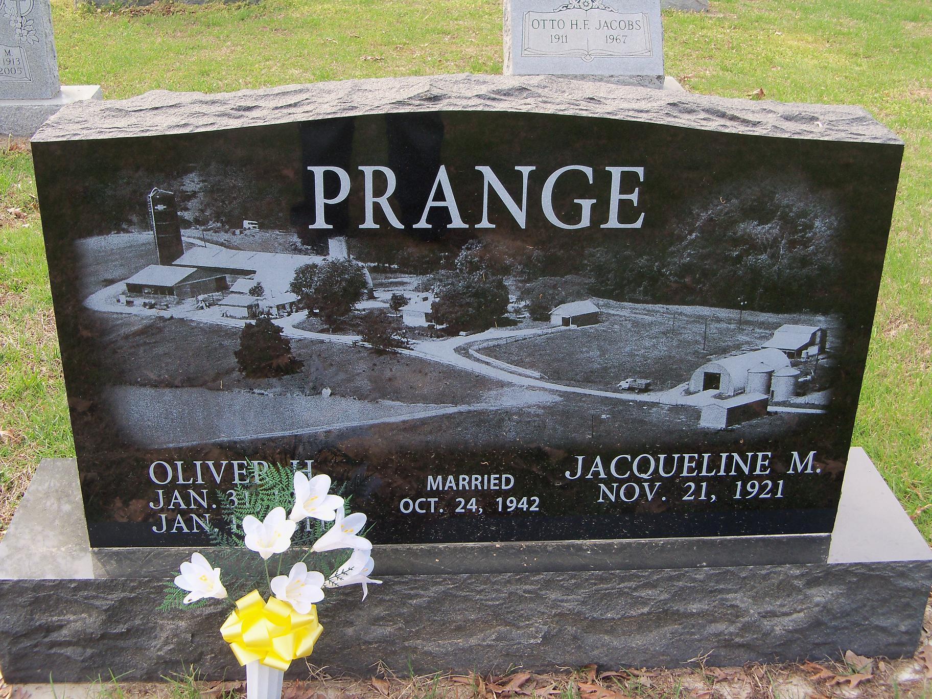 Oliver H Prange