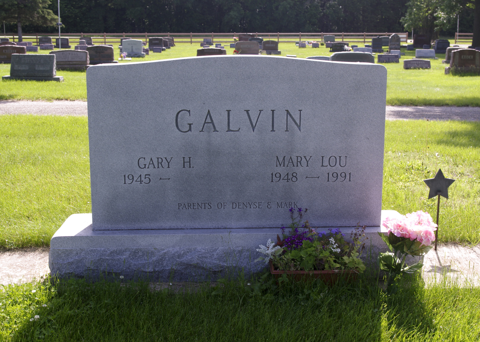 Mary Lucille Mary Lou <i>McKigney</i> Galvin