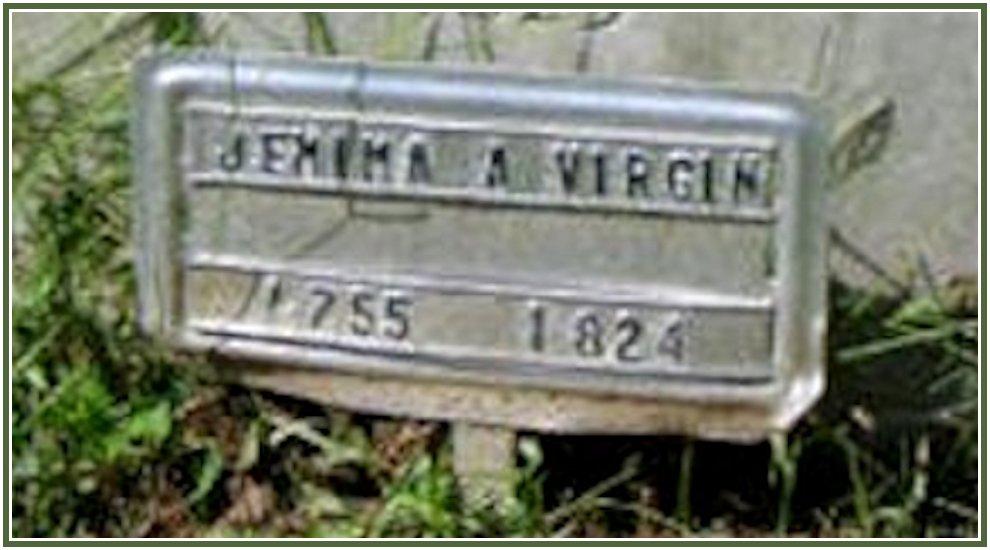 Jemima A. <i>Arnold</i> Virgin