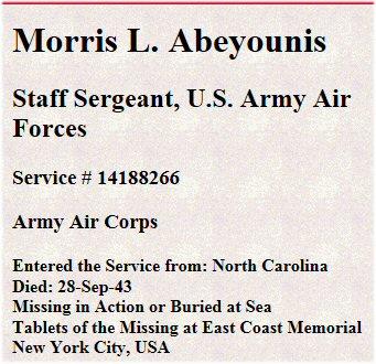 Morris L. Abeyounis