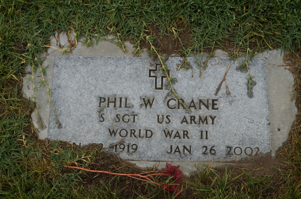 Phil William Crane