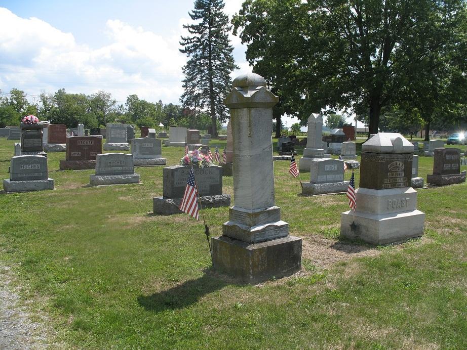 Ottawa River Cemetery
