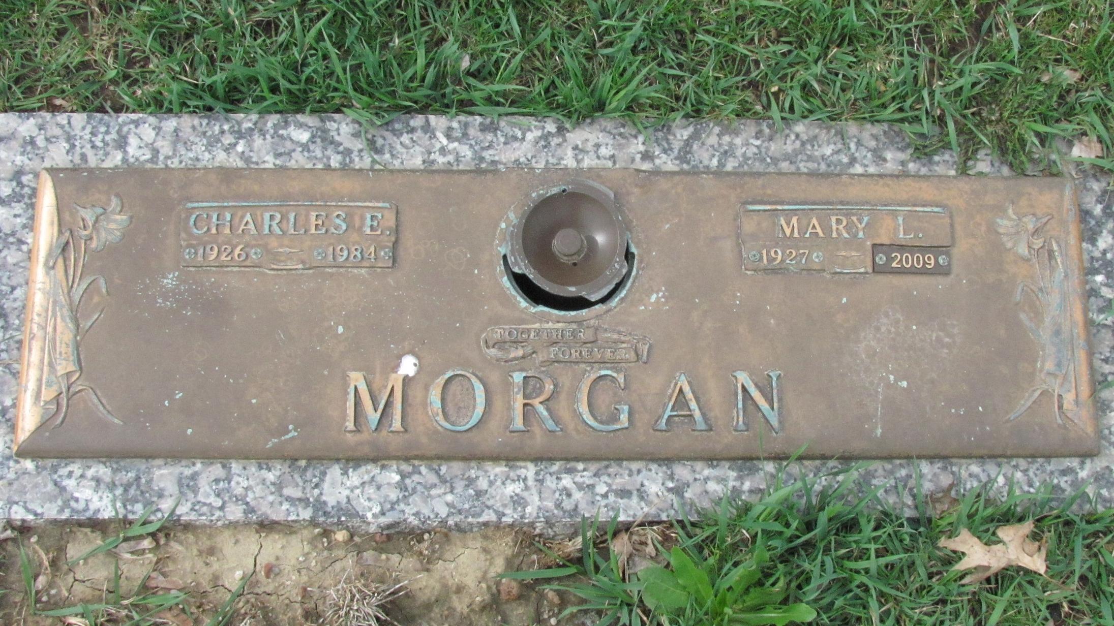 Mary Lois <i>Ring</i> Morgan
