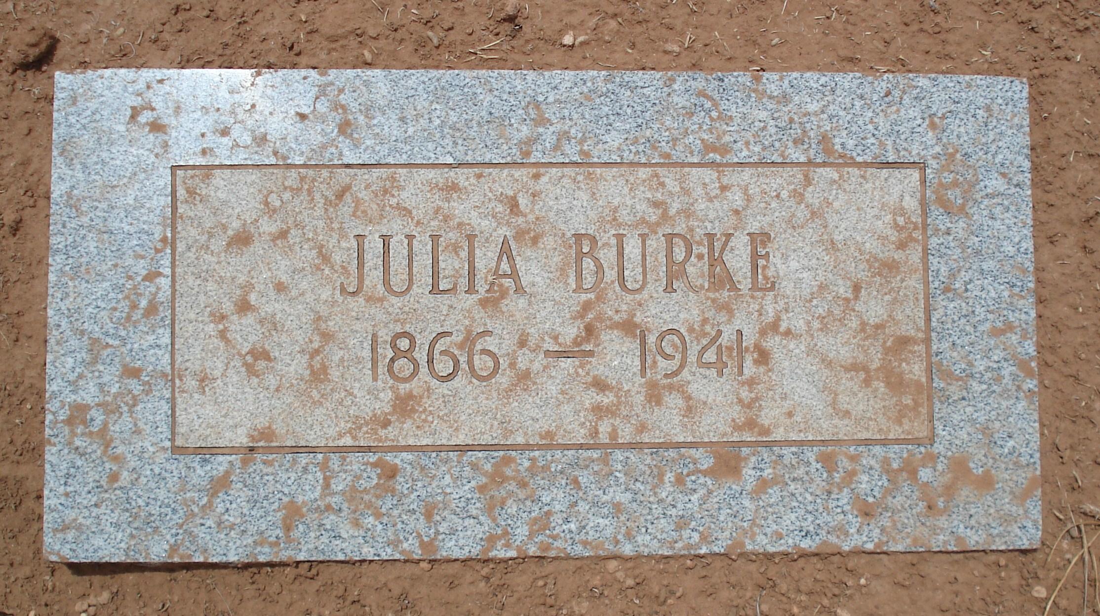 Julia Burke