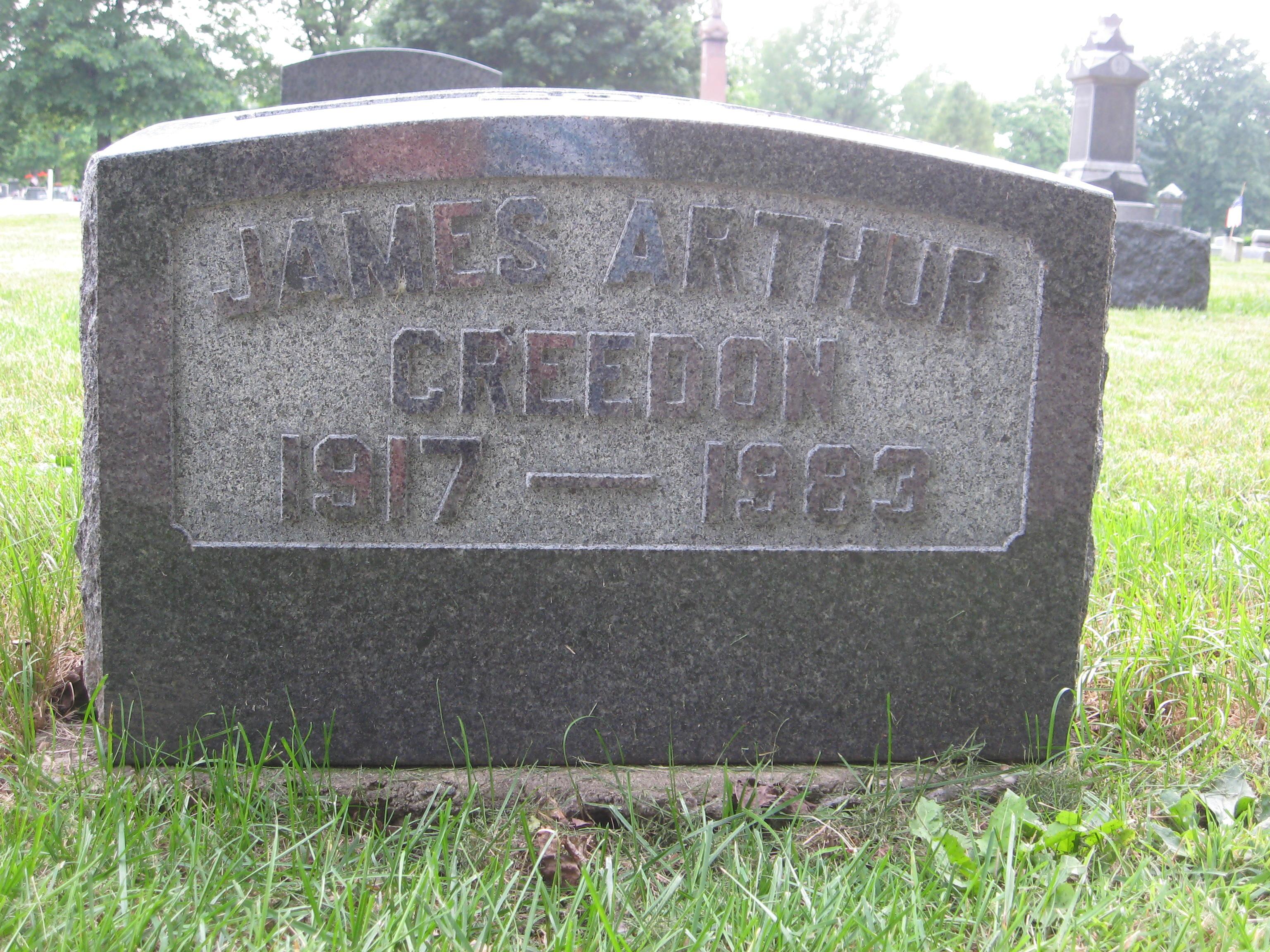 James A. Creedon