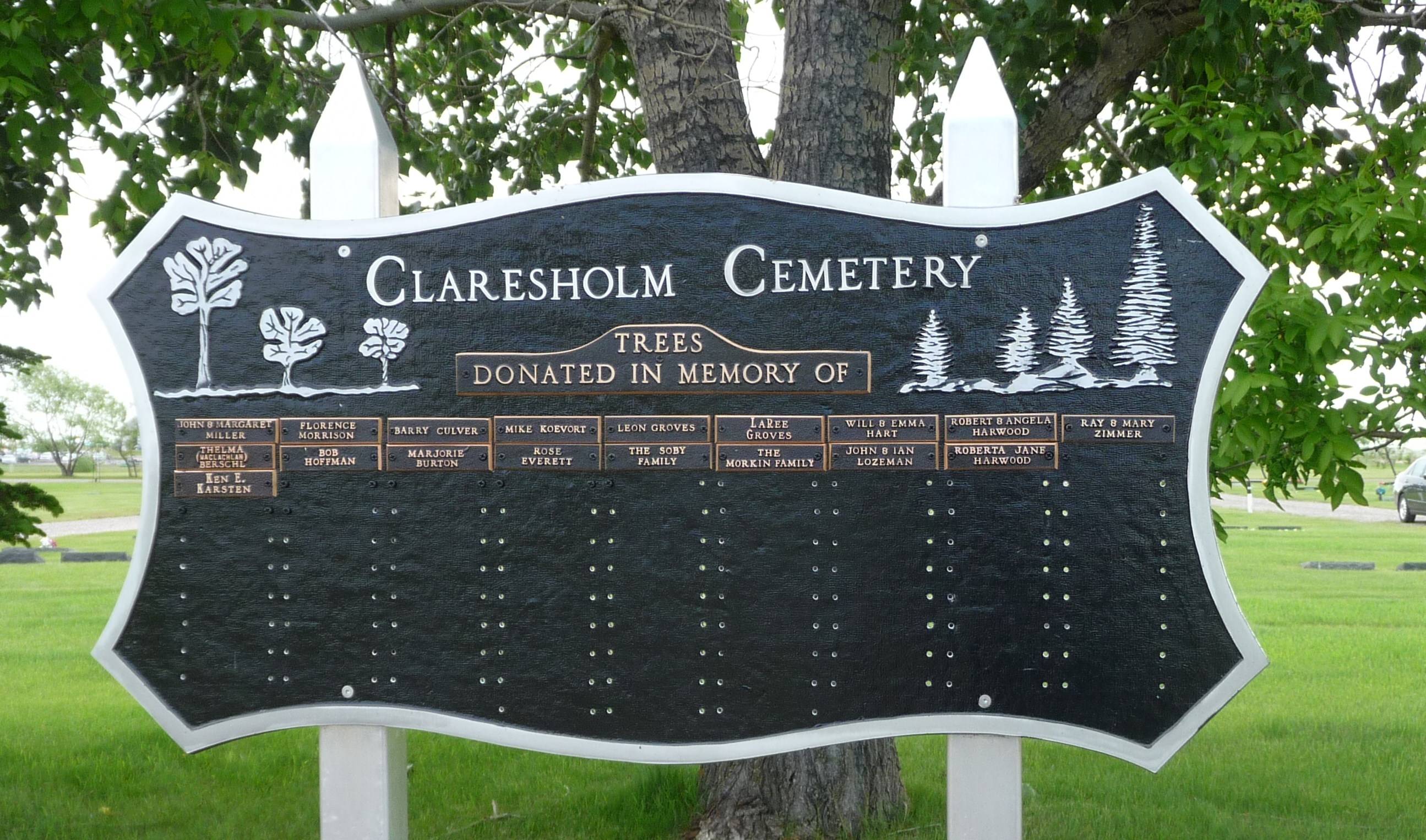 Claresholm Cemetery