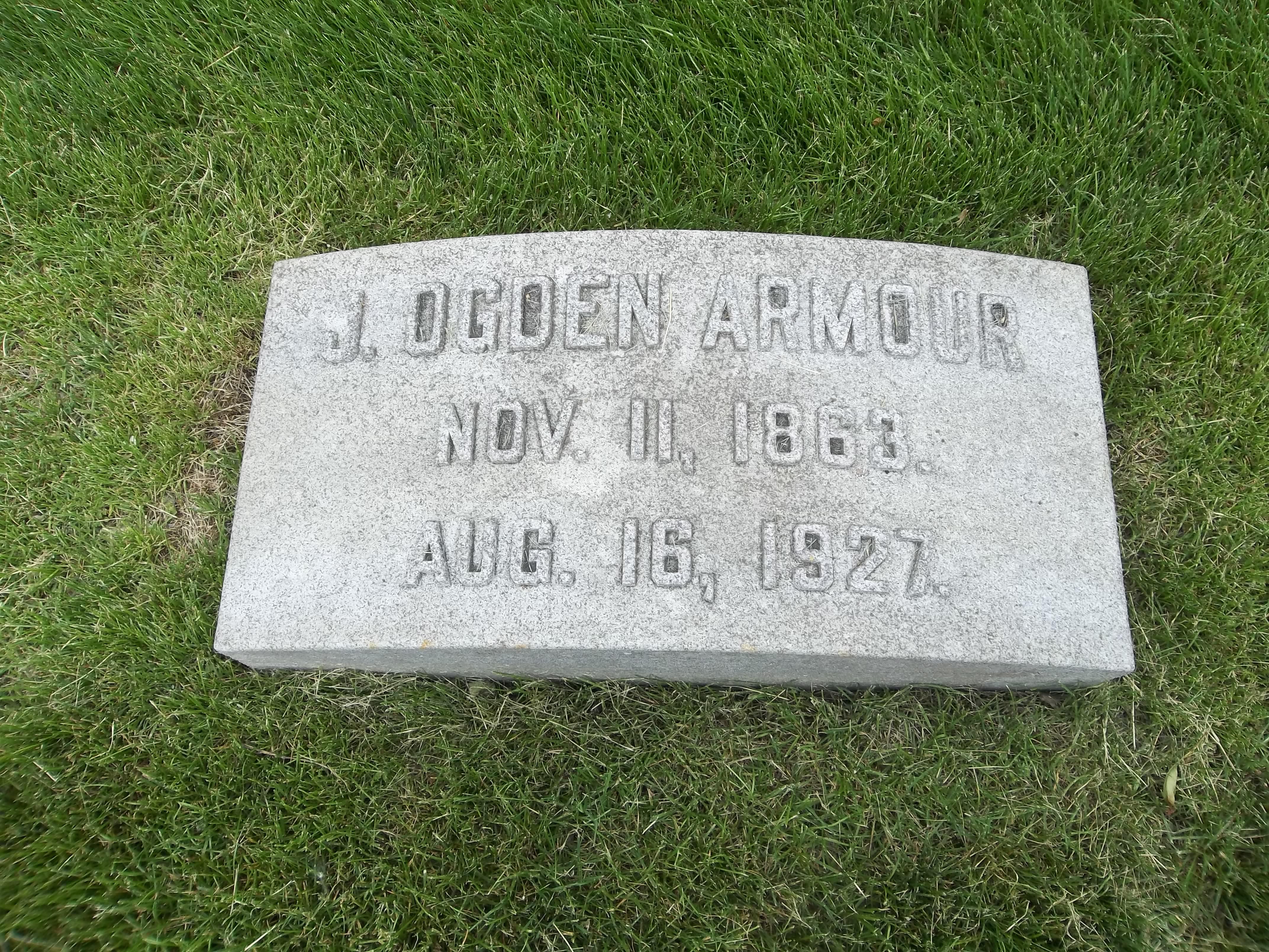 Jonathan Ogden Armour