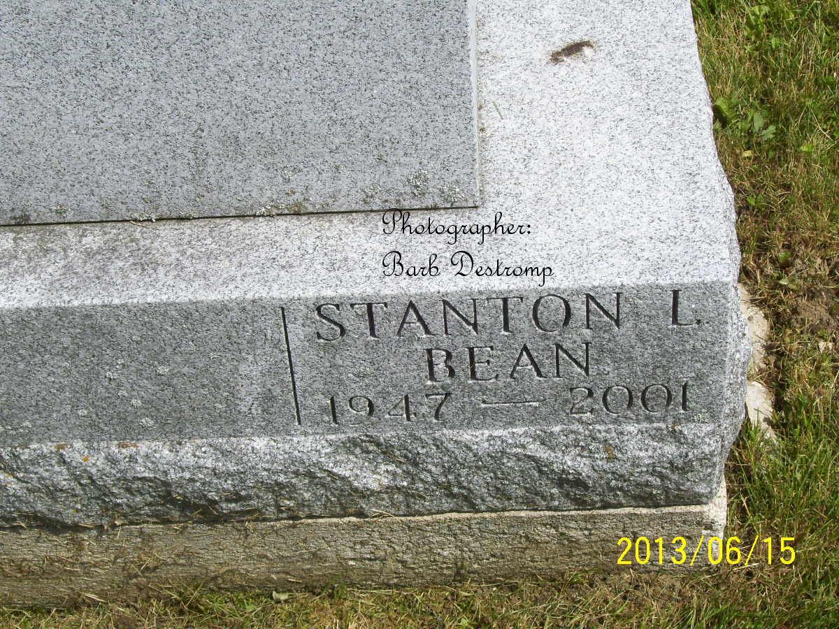 Stanton Leslie Bean