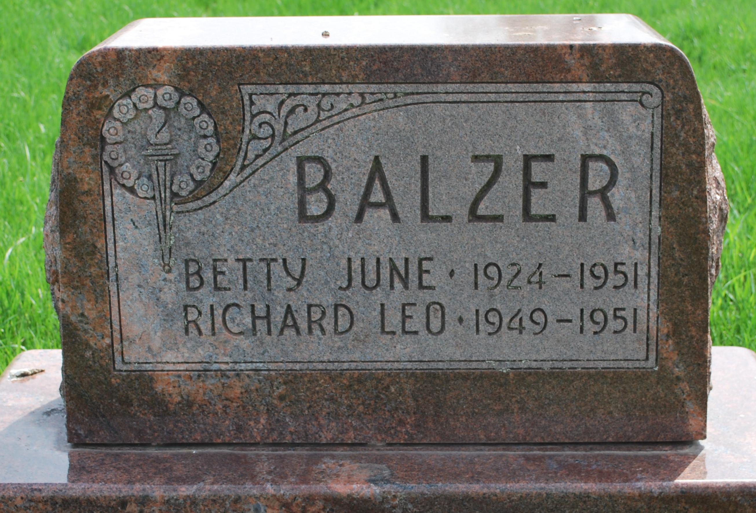 Richard Leo Balzer