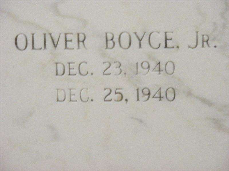 Oliver Boyce Greene, Jr