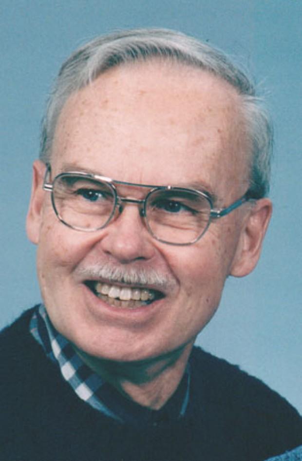 Rev Paul Allen Eckman