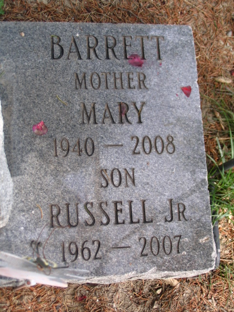 Russell Barrett, Jr