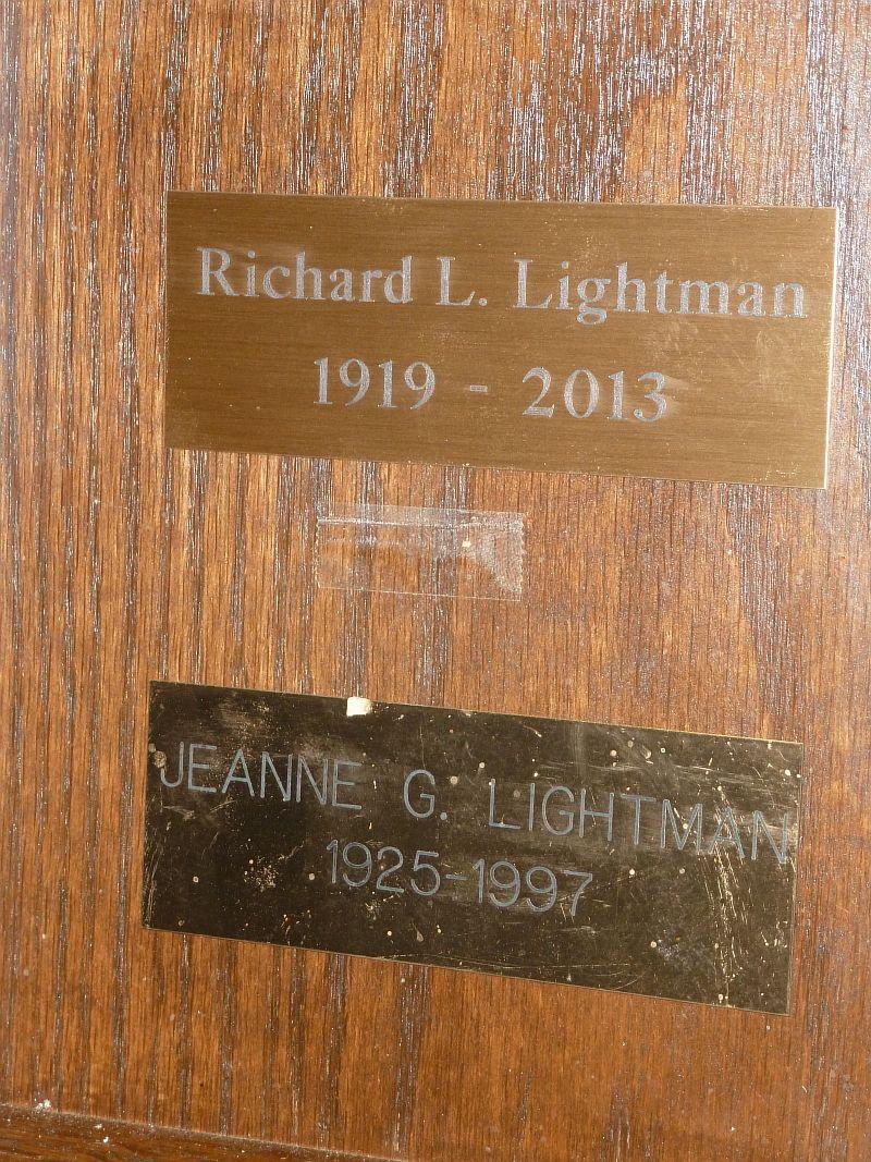 Richard Louis Dick Lightman