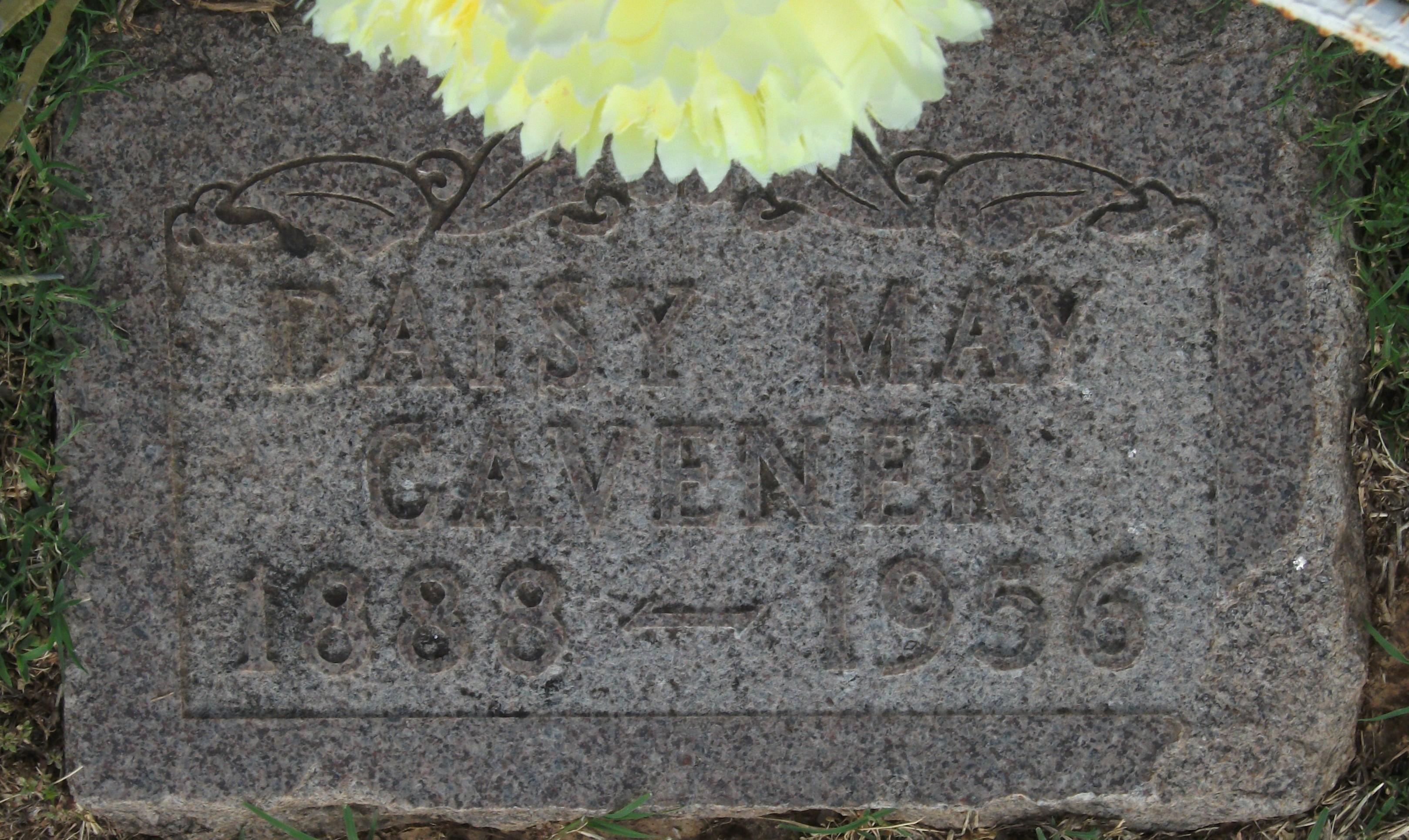 Daisy Mae <i>Stultz</i> Cavener