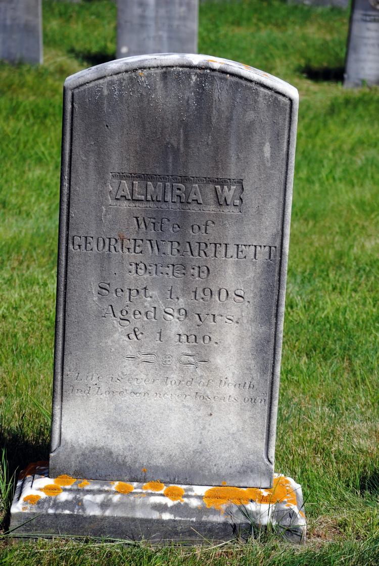 Almira W. Bartlett