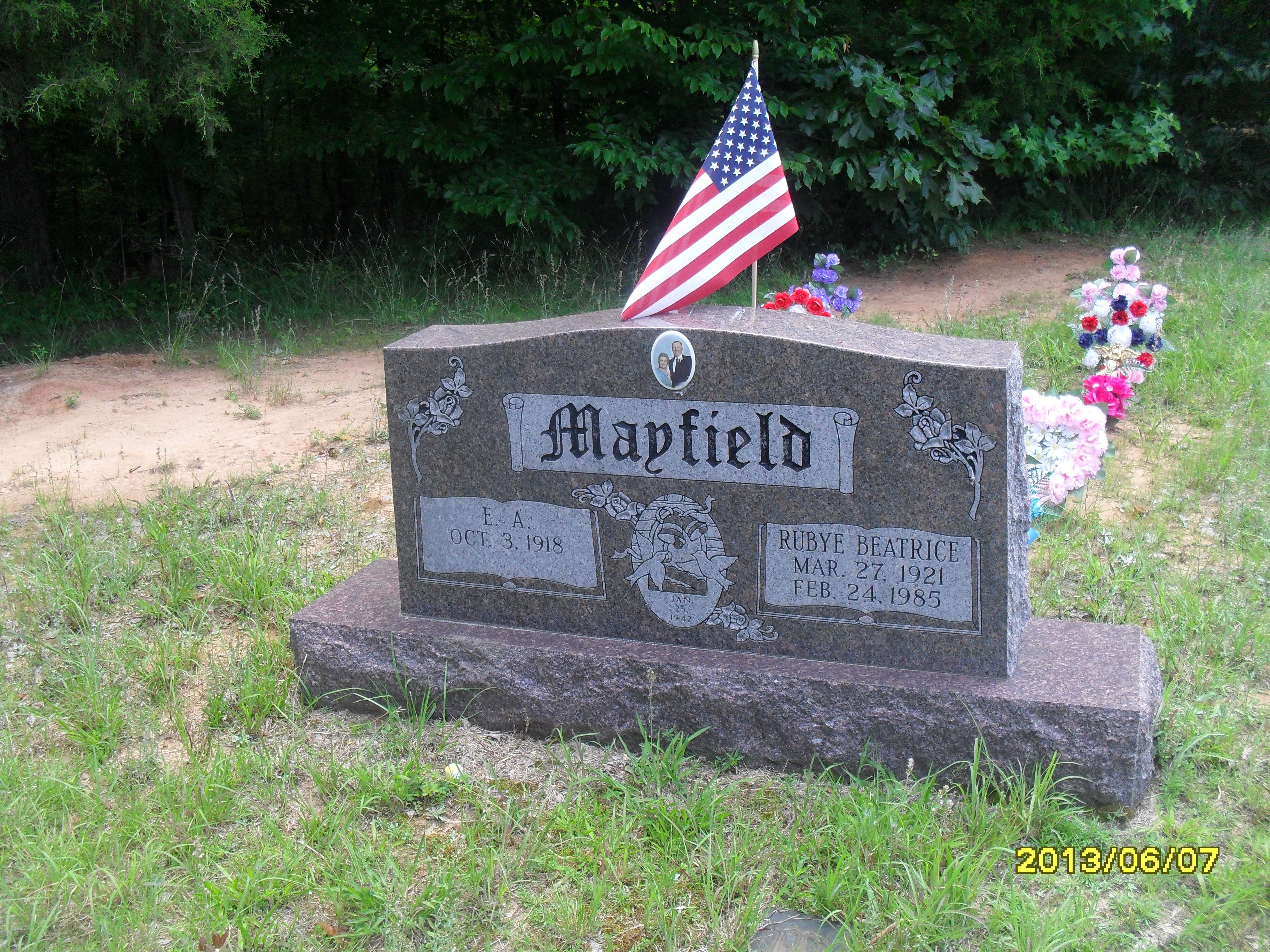 Elijah Albert Mayfield, Jr