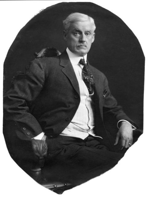 James Ferguson Burns