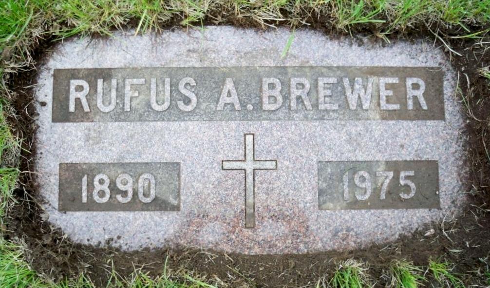 Rufus A Brewer