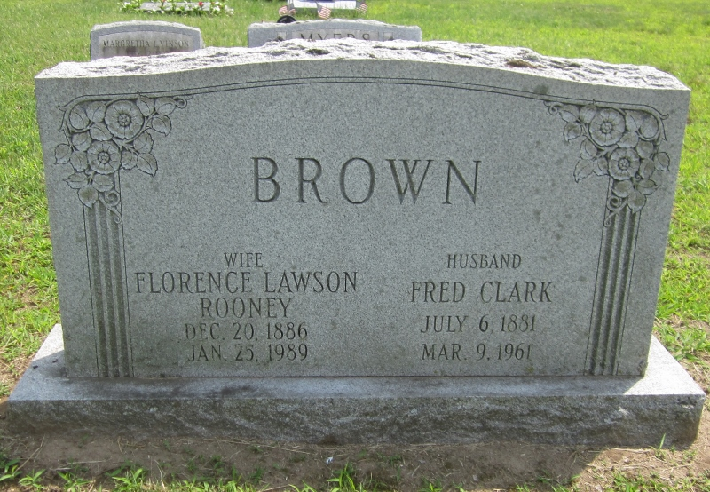 Fred Clark Brown