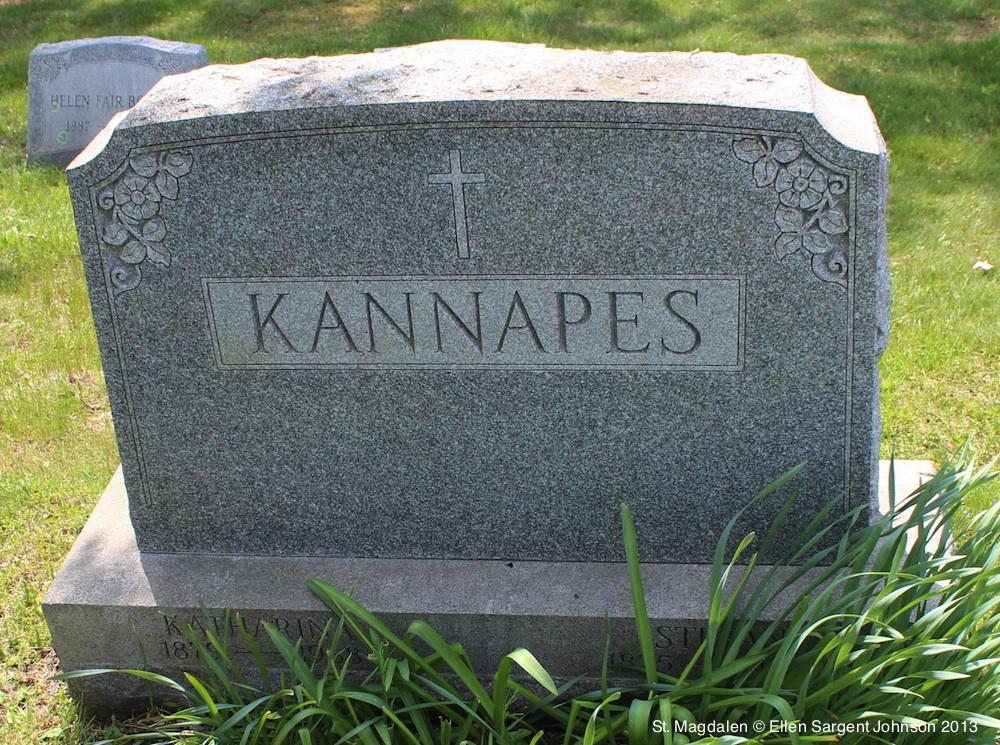 Stefan Kannapes, Sr