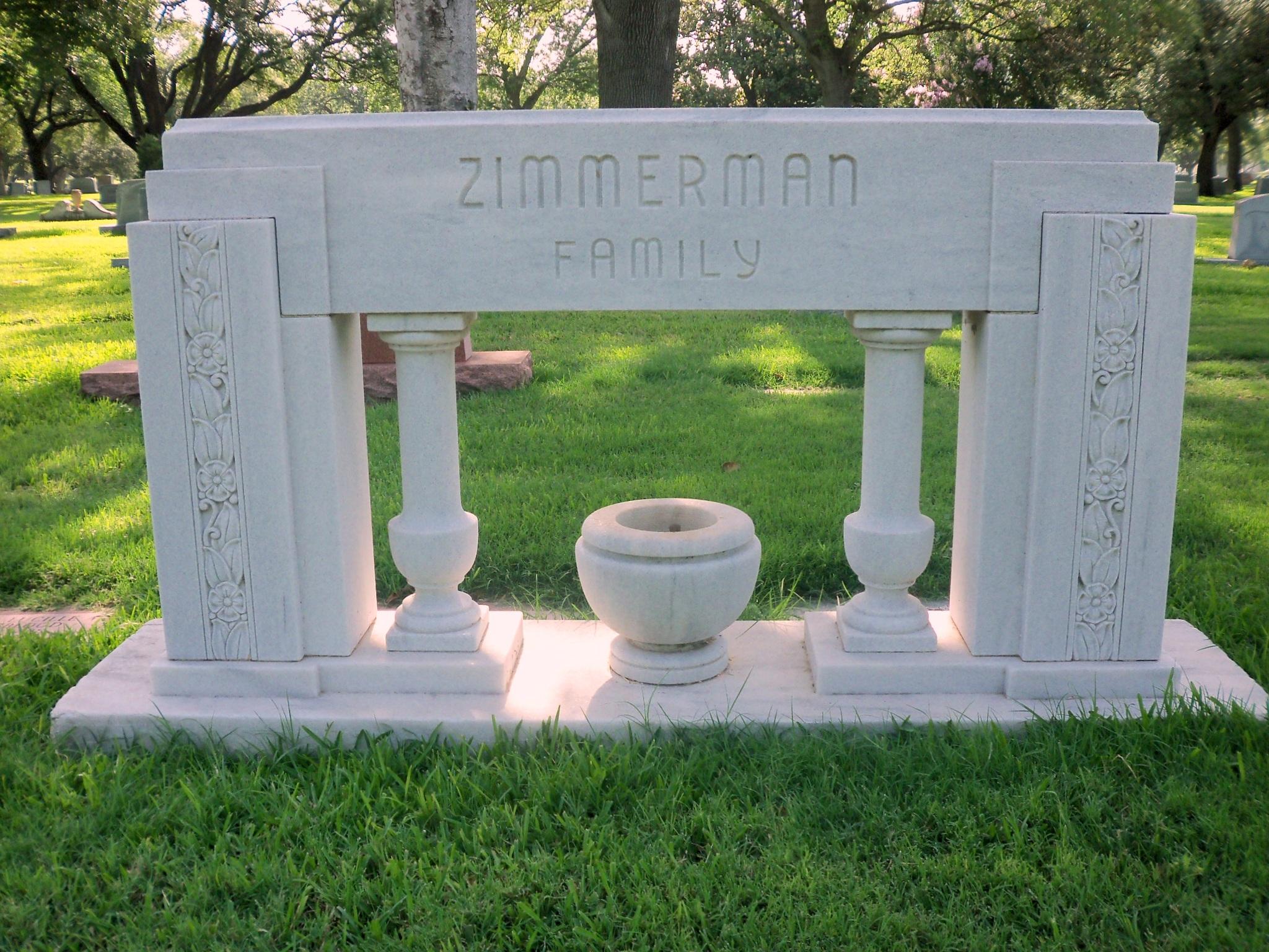 Belva Estes Bell <i>Zimmerman</i> O'Bannon