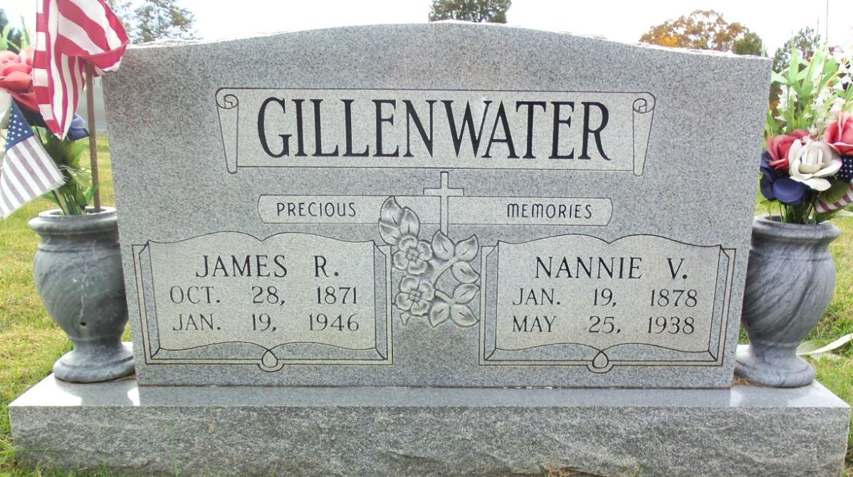 Nannie V. Gillenwater