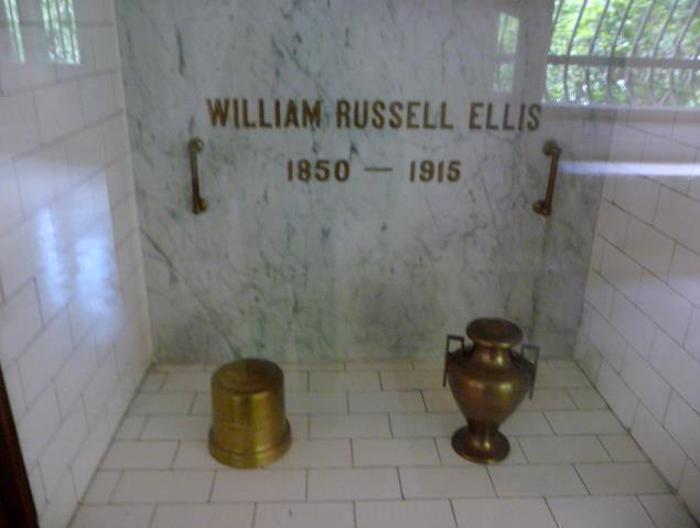 William Russell Ellis