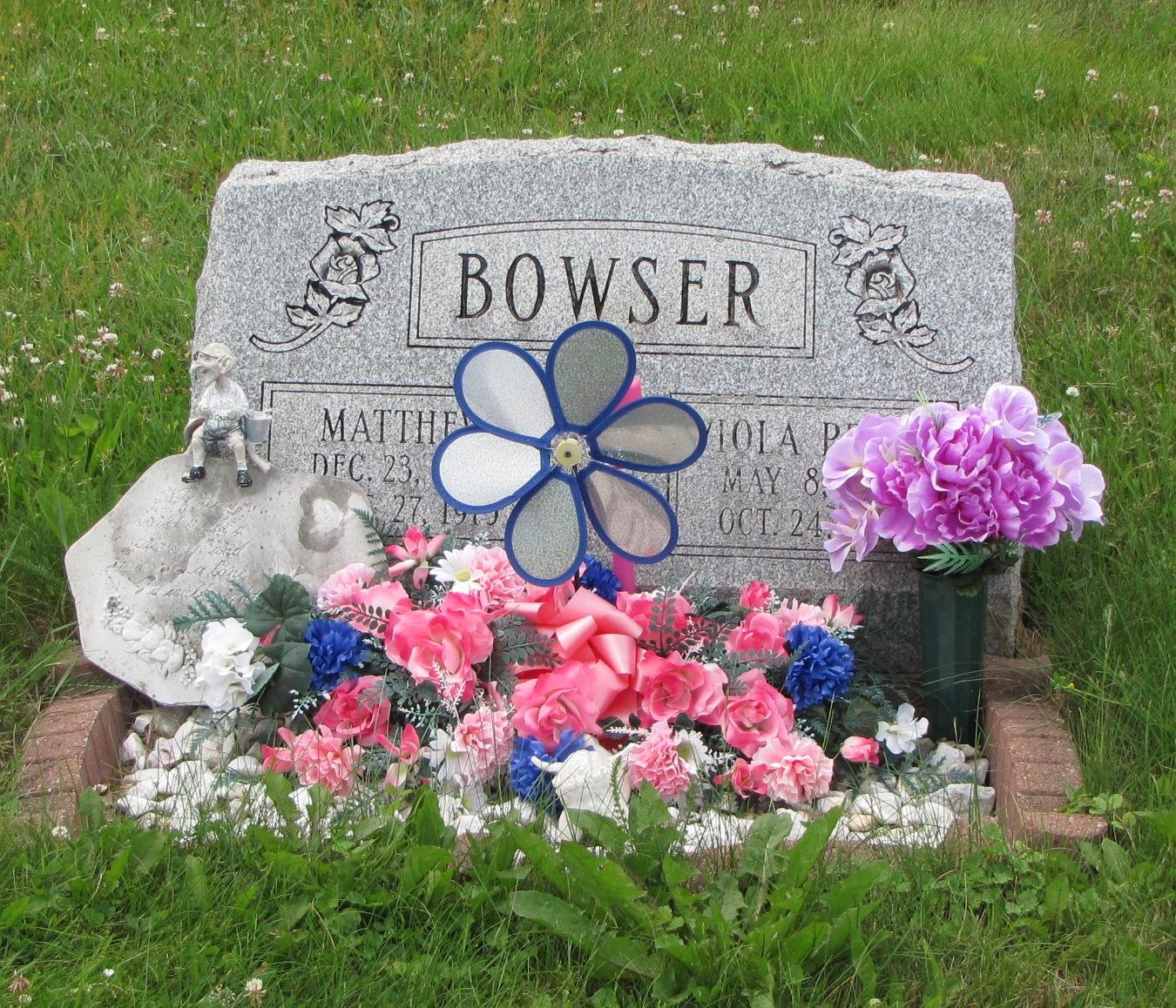 Matthew Bowser