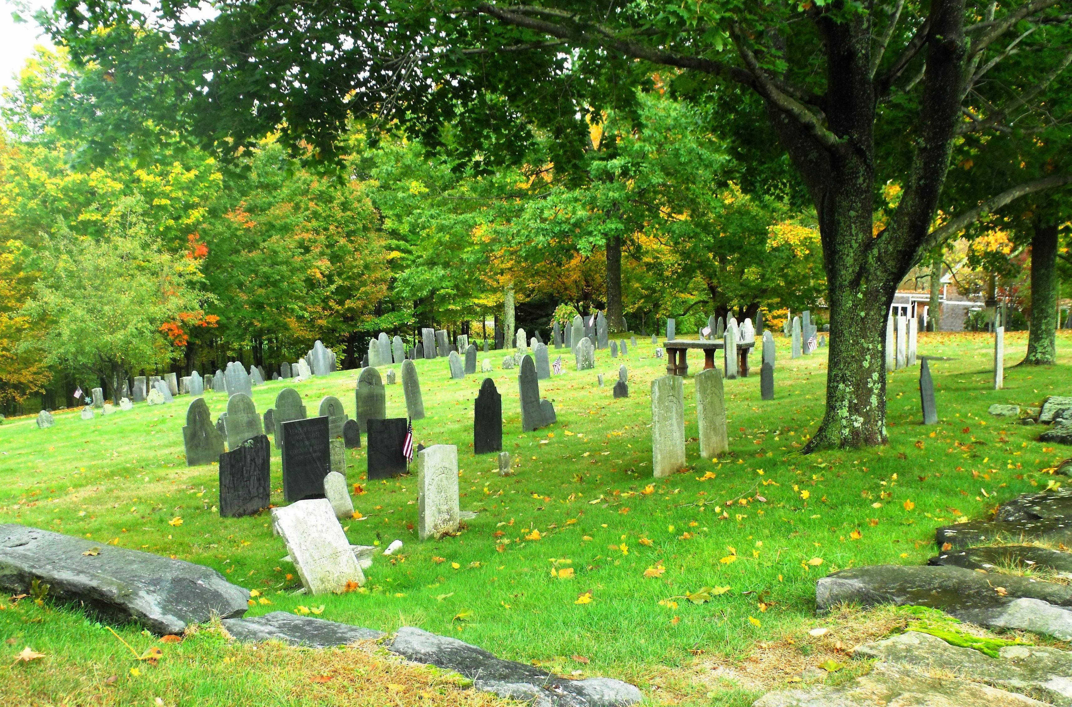 Petersham Center Cemetery